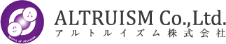 アルトルイズム株式会社 Logo